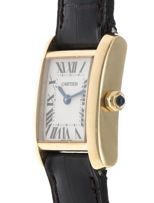32cf005ca1e9 Reloj Cartier Para Dama Modelo Tank Francaise.-120641952 ...