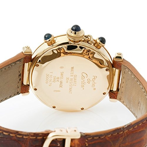 4122720fa32 Reloj Cartier Pasha De Cuarzo Para Hombre Wj130009 (usado ...
