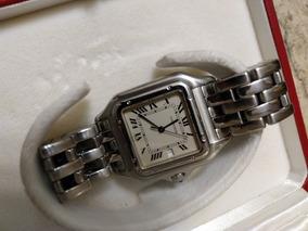 Reloj Cartier Santos Panthere Original