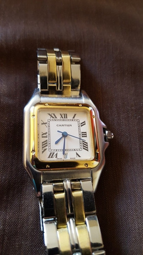 reloj cartier unisex  replica optima calidad