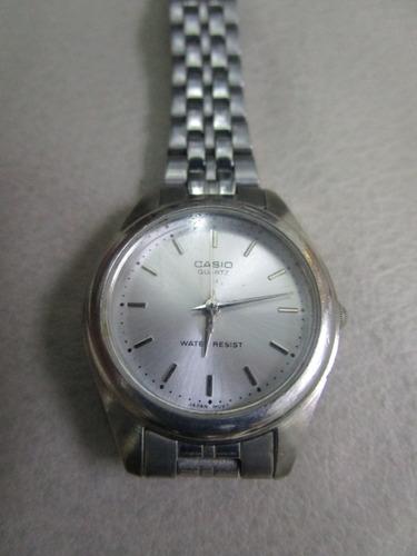 reloj casio 1330 ltp-1129 original para damas