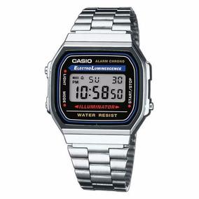 7d5695545c1e Reloj Casio 3298 A 168 Negro - Reloj para de Hombre en Mercado Libre México