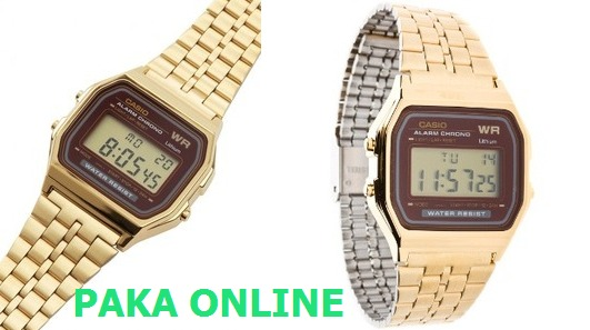 1773939b6426 Reloj Casio A 159wgea 5d Vintage Agente Oficial Belgrano -   2.190 ...