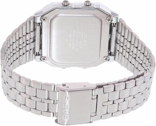 reloj casio a-500wa-1d hombre vintage