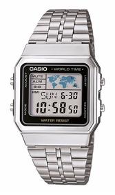 b144f113136a Reloj Casio Mujer Vintage Silver - Relojes Casio Hombres en Mercado Libre  Argentina