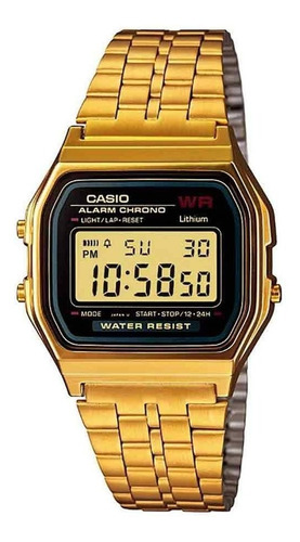 reloj casio a159wg   a-159wgea  vintage - impacto online
