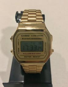5a2709c0b5b1 Reloj Casio A168wg 9 - Relojes Casio en Mercado Libre Colombia