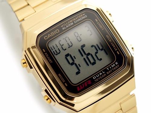 reloj casio a178wga-1 original/nuevo