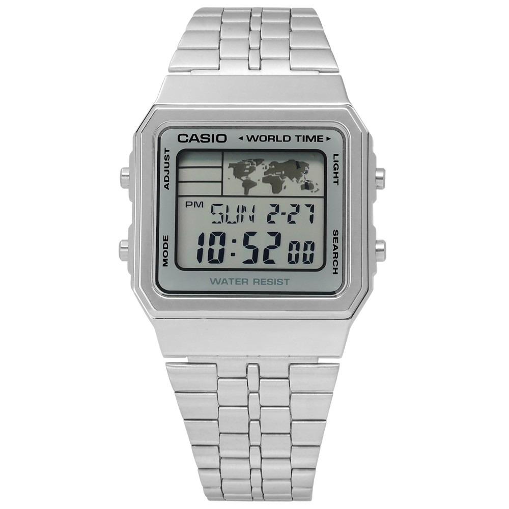78522ec80d1f reloj casio a500wa-7d vintage retro digital agente oficial. Cargando zoom.
