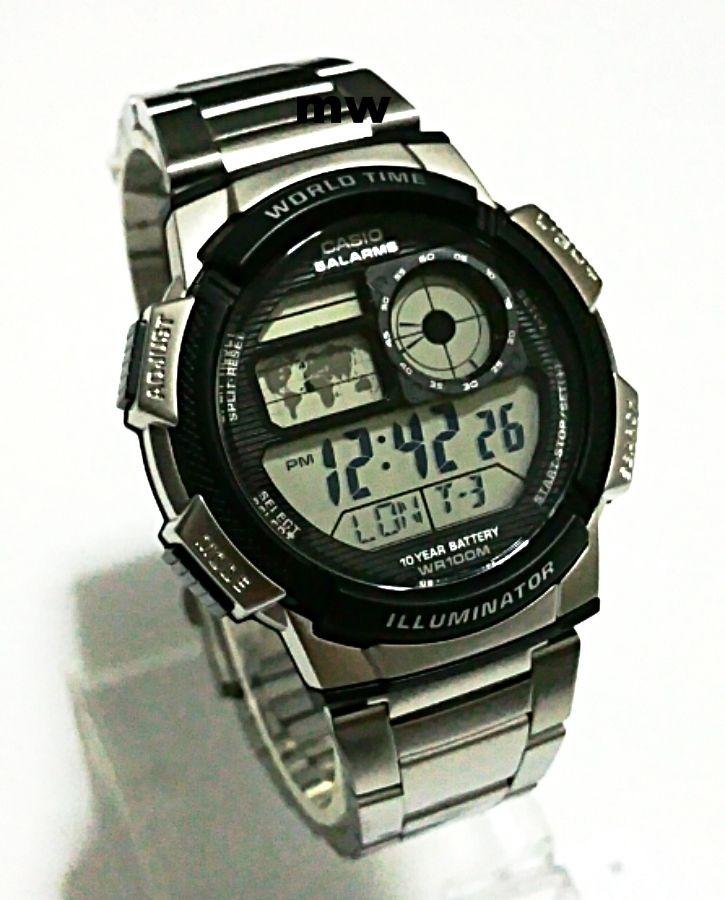 Reloj Casio Ae 1000 750 00 En Mercado Libre
