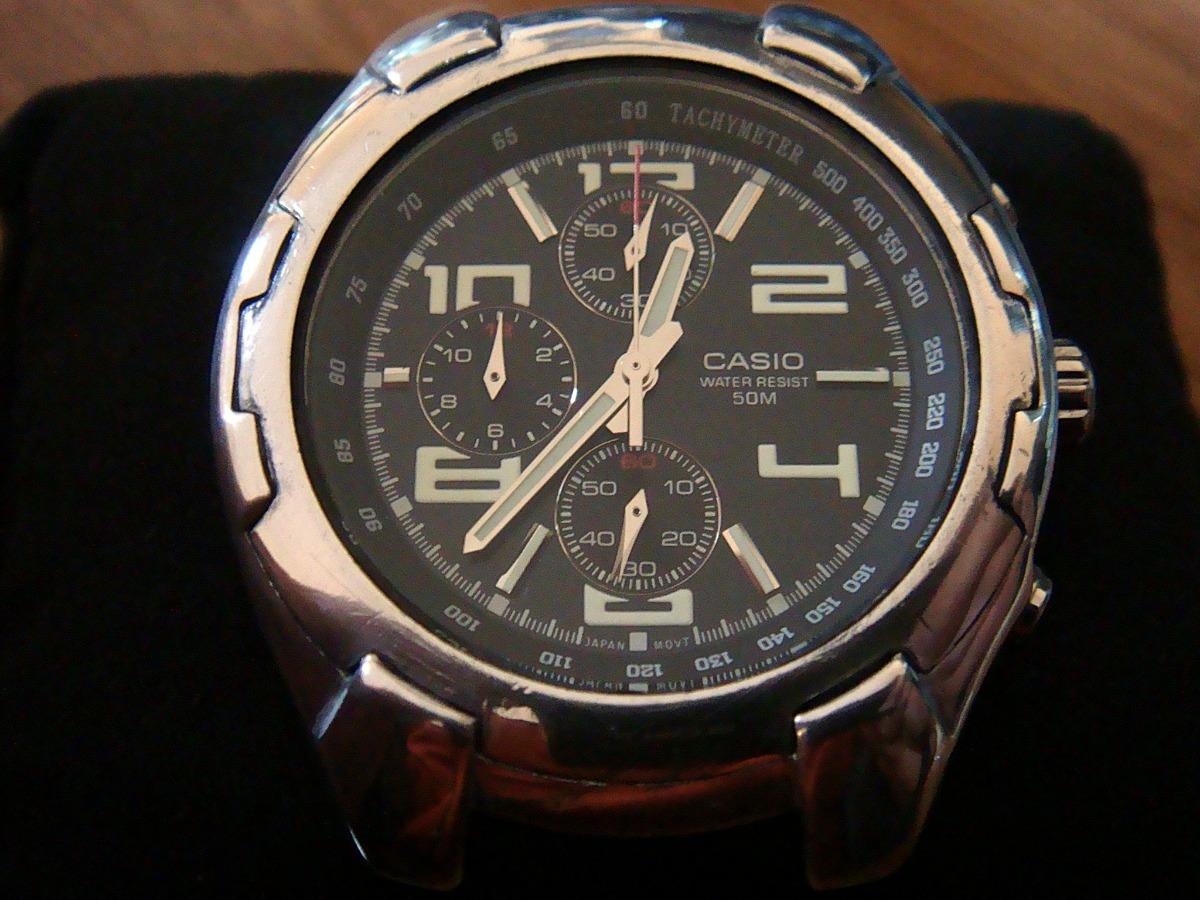 137d0a0f9df1 Reloj Casio Aluminium Mtr-501. Japan Movt. -   899.00 en Mercado Libre
