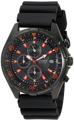 reloj casio amw370b-1a1 masculino