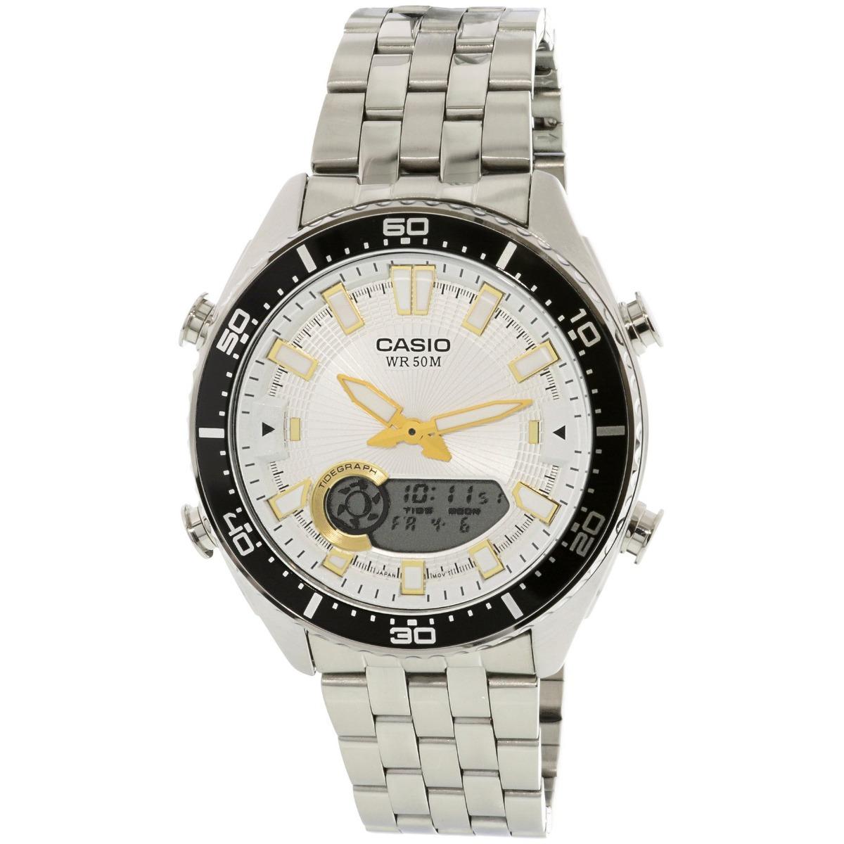 Digi 00 Reloj Casio Libre Lujo En Mercado Ana Oferta1 799 De