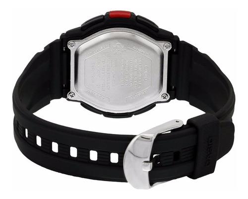 reloj casio ana-digital aqf102w wr100 termometro