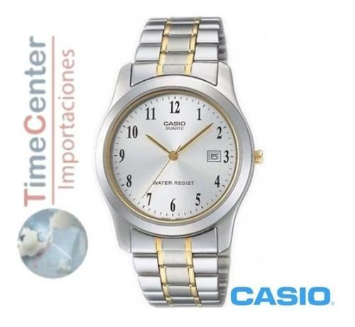 reloj casio analógico para hombre mtp-1141g-7brdf
