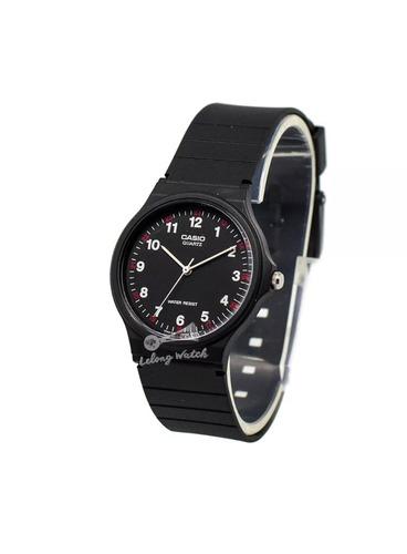 reloj casio análogo mq24-1b