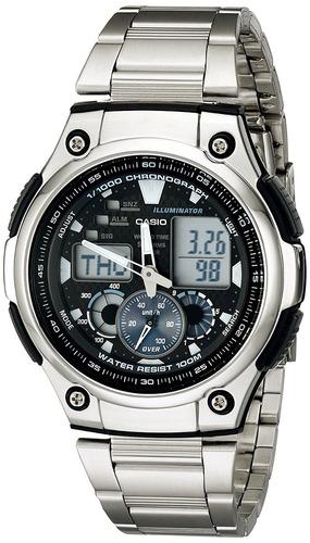 reloj casio aq190wd-1a masculino