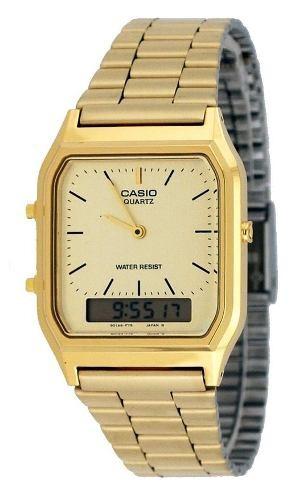 reloj casio aq230ga-9d