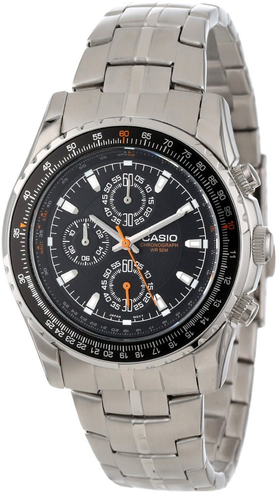 Aviator Reloj Con Casio Cronógrafo l1KJcTF
