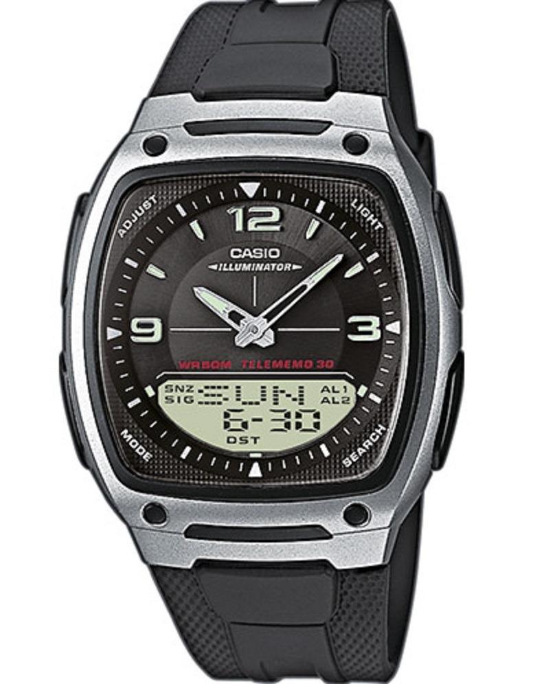aeb510136321 Reloj Casio Aw-81-1a1 Digital Negro Para Hombre -   99.900 en ...