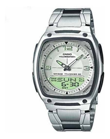 Alarma Reloj Sumergible 50 Casio 81d Hombre Aw Cronometro WrQdCBoxe