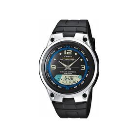 Calendario Lunar 2020 Pesca.Reloj Casio Aw 82 1a Pesca Fase Lunar Agente Oficial Caba