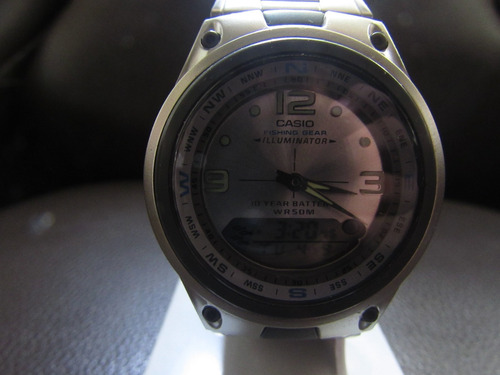 reloj casio aw-82 - pesca (fishing gear)