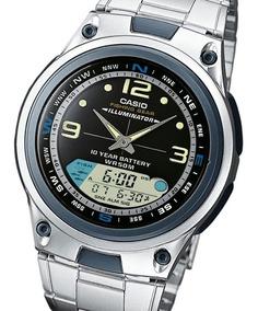 Pesca Fase Aw 82d Belgrano Reloj Lunar Casio 1a OrigiLocal 8nwPN0kXO