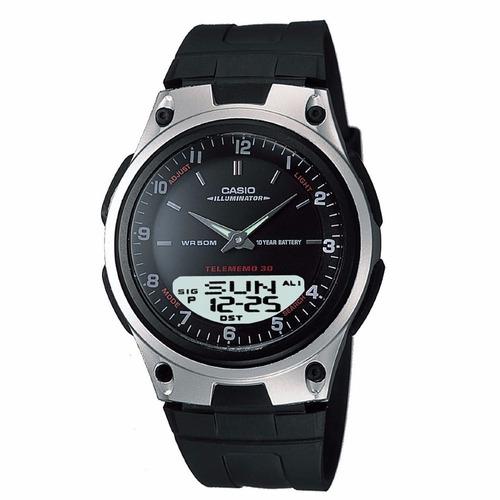 reloj casio aw80  100% original envio gratis garantia 5 años