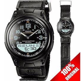 Lona Aw80 Reloj Casio Memorias Negro Sumergible 30 zpjUSMGLqV