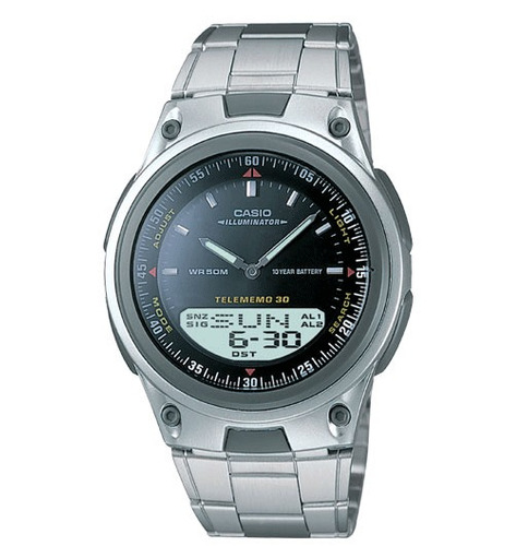 reloj casio aw80 metal envio expres gratis
