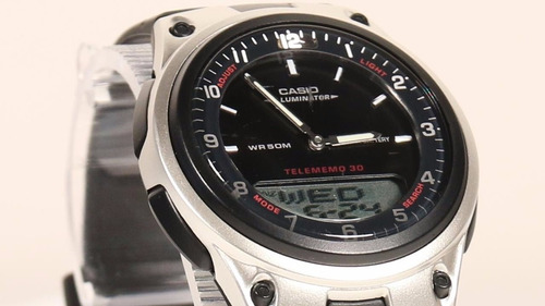 reloj casio aw80 nuevo en caja