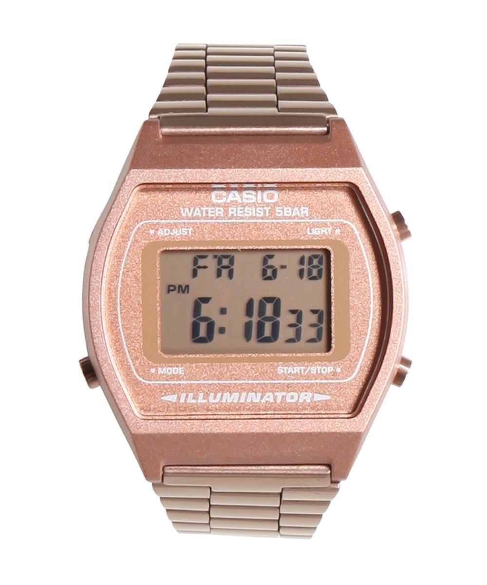 bfd1a3a7944a Reloj Casio B640wc Oro Rosa Original Envio Gratis -   139.900 en ...