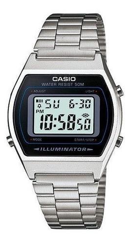 reloj casio b640wd-1avdf digital dorado
