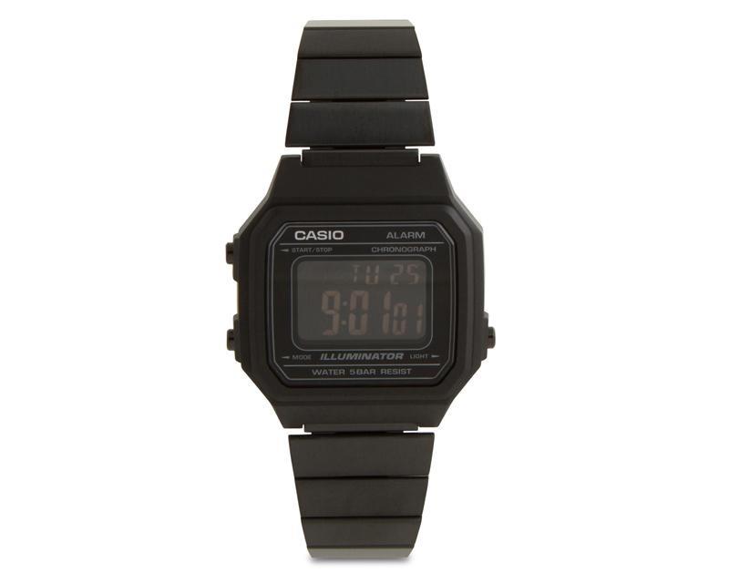 dcedd0a32cc2 reloj casio b650wb-1bcf negro pm-7194123. Cargando zoom.