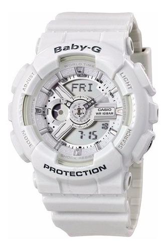 reloj casio ba-110-7a3 baby-g dama analógico digital  cuotas