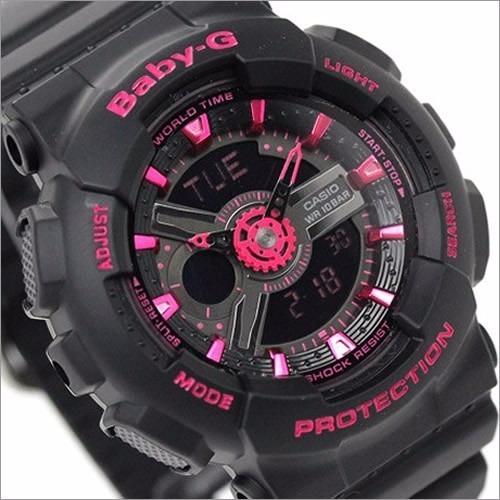 Reloj Casio Ba-111-1a Baby-g Dama Analógico Digital (cuotas ... ccfafcbc32cf