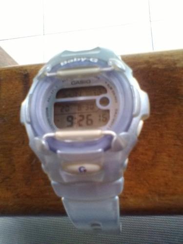 reloj casio baby-g.
