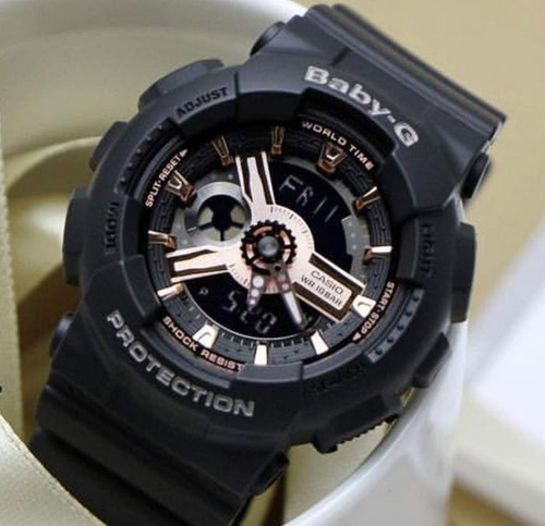 reloj casio baby-g ba-110rg-1a