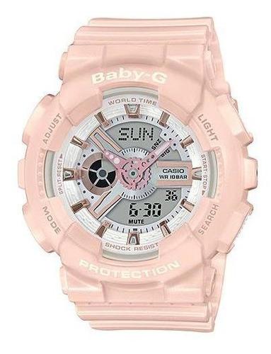 reloj casio baby-g ba-110rg-4a