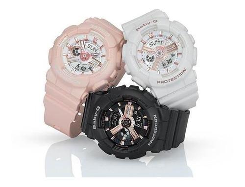 reloj casio baby-g ba-110rg-7acr