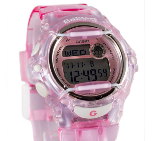 reloj casio baby-g bg-169r