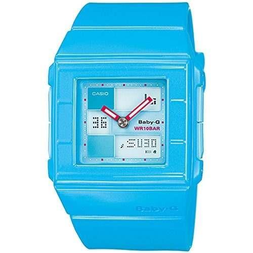 reloj casio baby g  bga200-2edr