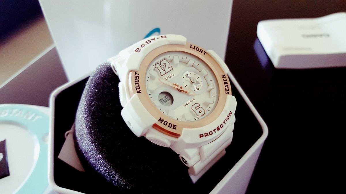 Reloj Casio Baby G Bga210 7b3 Mujer Entrega Inmediata 665000 Bga 210 3 Cargando Zoom