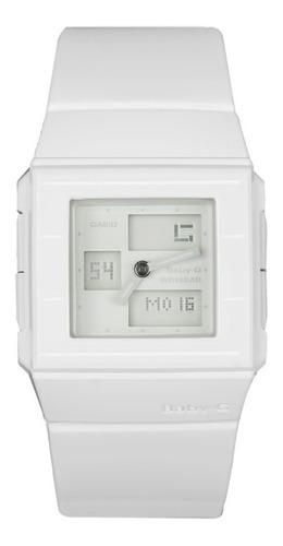 reloj casio baby-g chrono alarm hora mundial bga2007edr