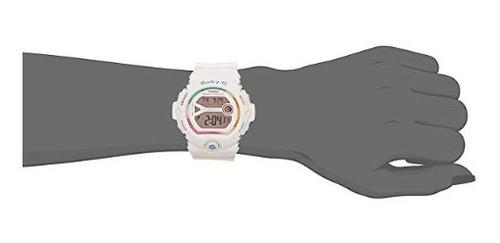 reloj casio baby-g digital para mujer bg-6903-7c