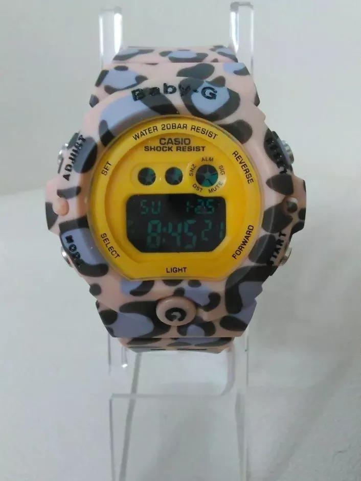 Baby Casio Reloj Casio GDisponibles2 Reloj Baby 8wPkX0On