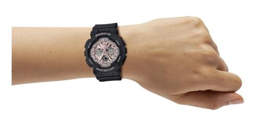 reloj casio baby g estándar ba-130-1a2