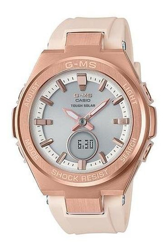 reloj casio baby-g g-ms msg-s200g-4