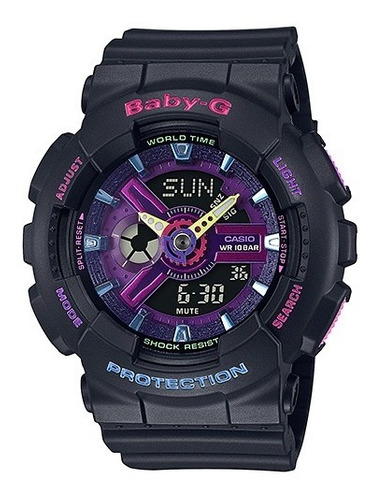 reloj casio baby-g life and style ba-110tm-1